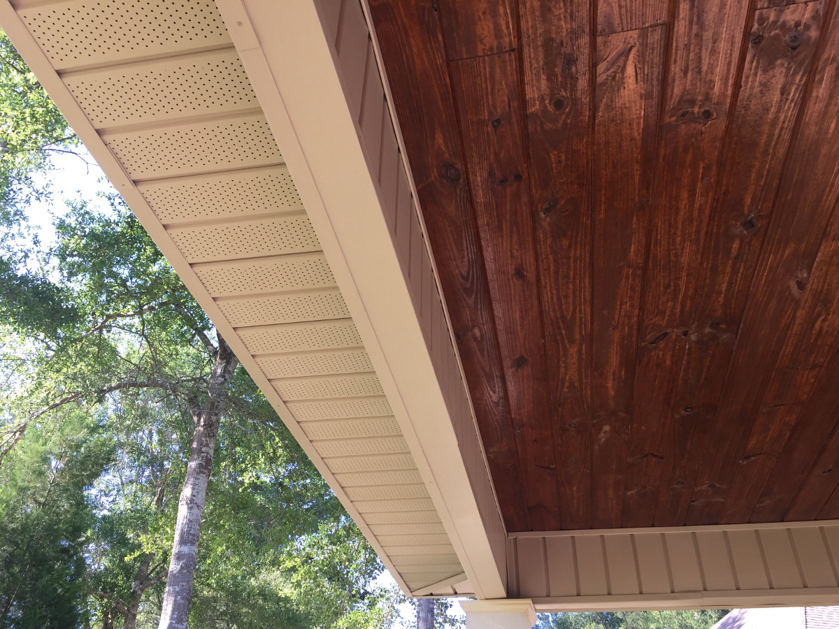 Latest Projects Softwashing In The Timber Creek